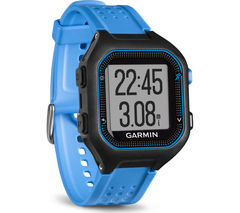 GARMIN Forerunner 25 GPS Running Watch - Blue & Black