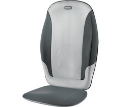 HOMEDICS Dual Shiatsu Back Massage Cushion