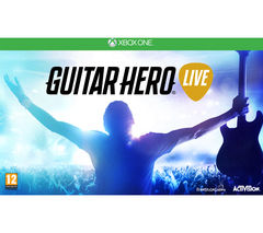 MICROSOFT Xbox One Guitar Hero Live