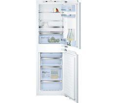 BOSCH KIN85AF30G Integrated Fridge Freezer
