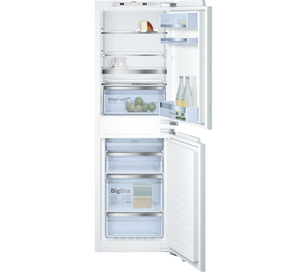 Buy bosch kin85af30g integrated 50 50 fridge freezer - Integrated freezer ...