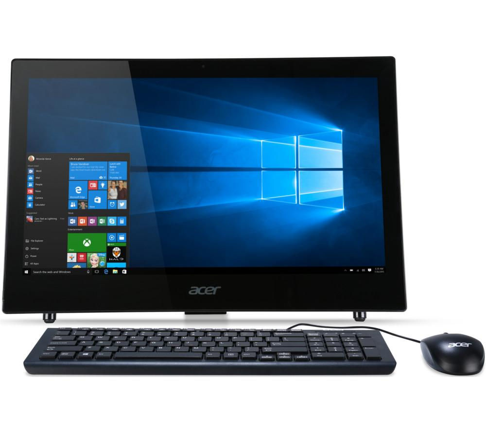 """ACER Aspire Z1-602 18.5"""" All-in-One PC"""