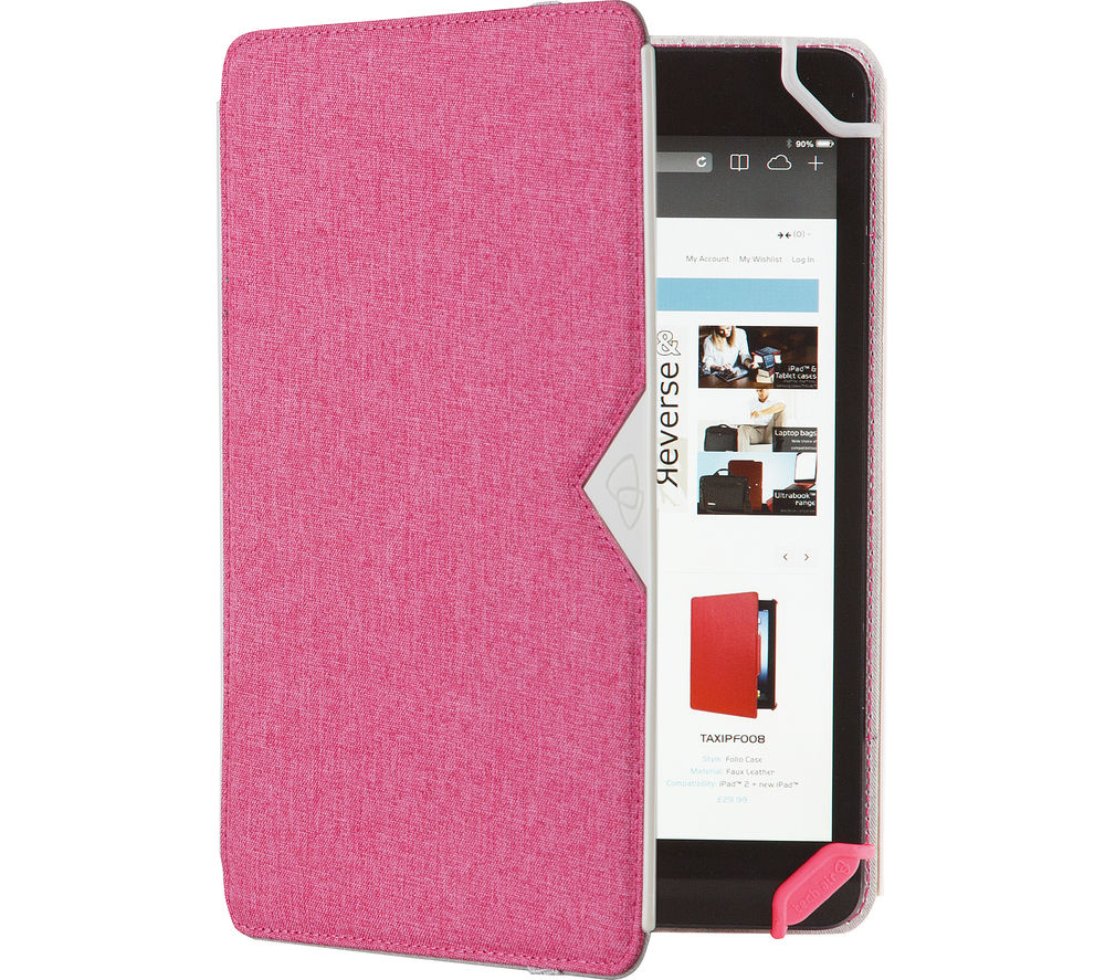 TECHAIR Eazy Stand Universal Tablet Case - Pink