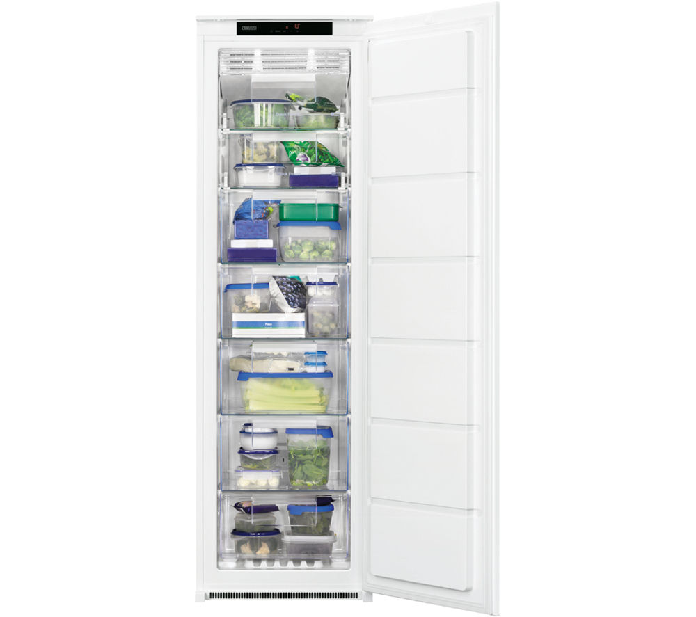 Zanussi tall freezer