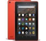 AMAZON Fire 7 Tablet - 16 GB, Tangerine