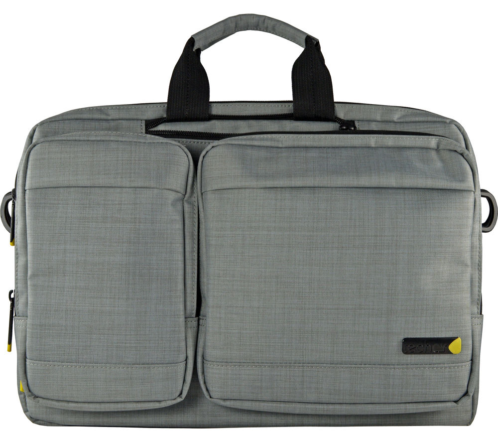 "Image of Techair Evo 4 in 1 Magnet 15.6"" Laptop Case - Grey"