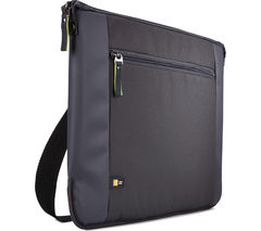 "CASE LOGIC Intrata 15.6"" Laptop Bag - Black"