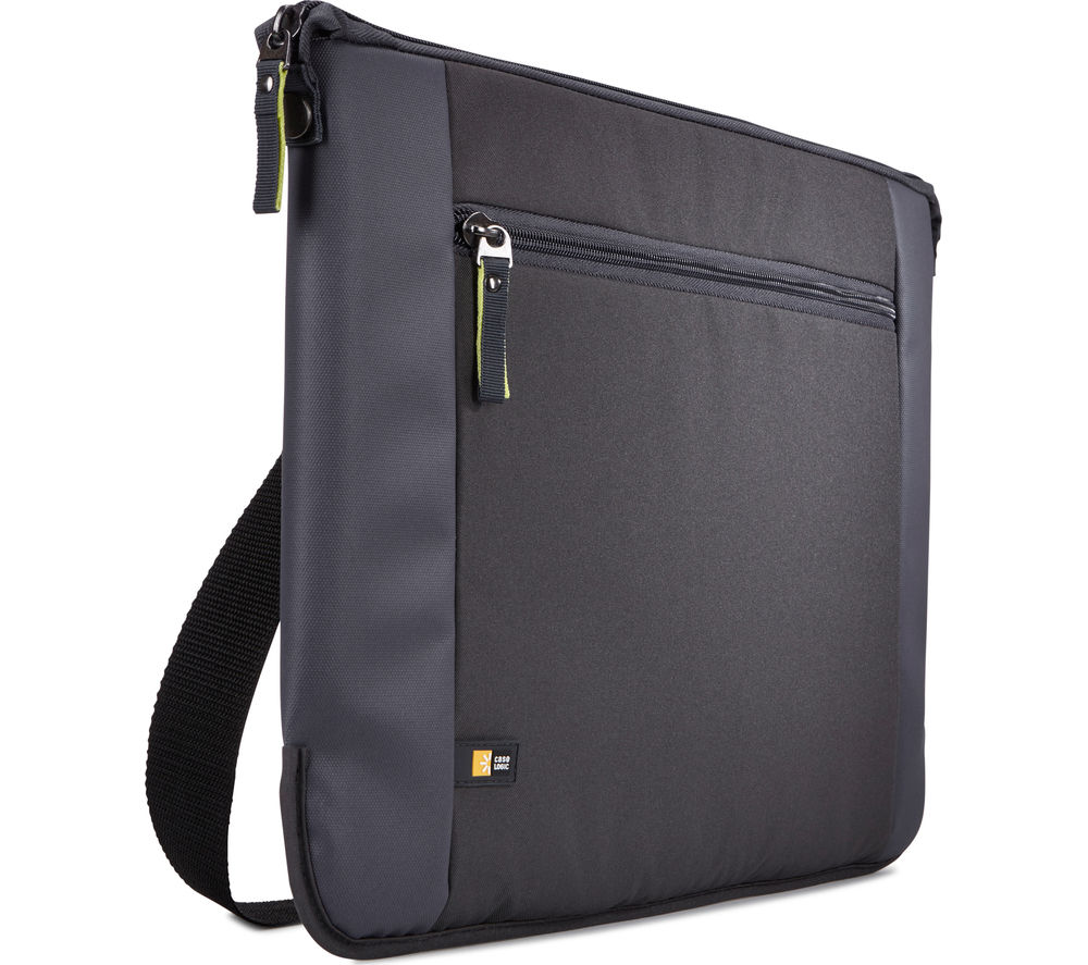 CASE LOGIC  Intrata 15.6 Laptop Bag - Black, Black