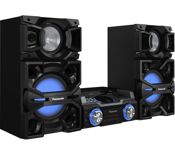 Buy Panasonic Max4000 Wireless Megasound Hi Fi System