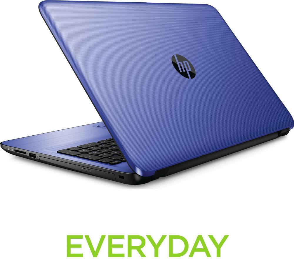 HP 15ba065sa 15.6 Laptop  Blue Blue