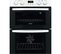 ZANUSSI ZOD35511WK Electric Double Oven - White