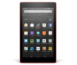 AMAZON Fire HD8 - 16 GB, Tangerine