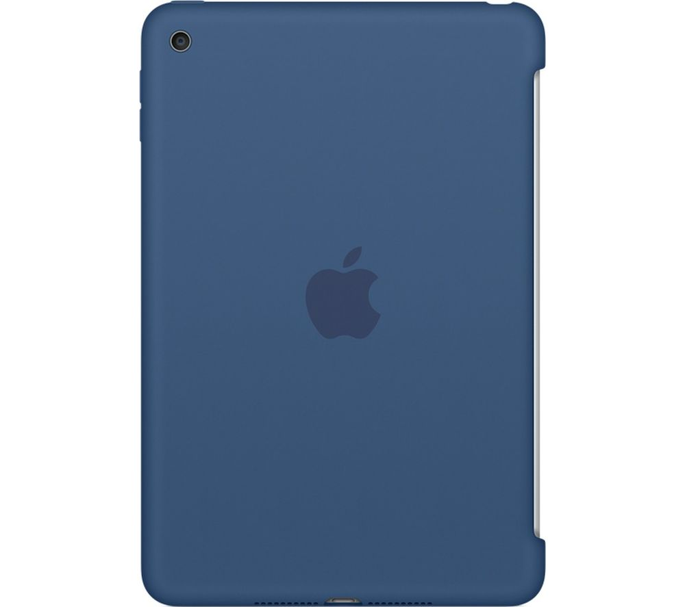 APPLE Silicone iPad Mini 4 Cover - Ocean Blue