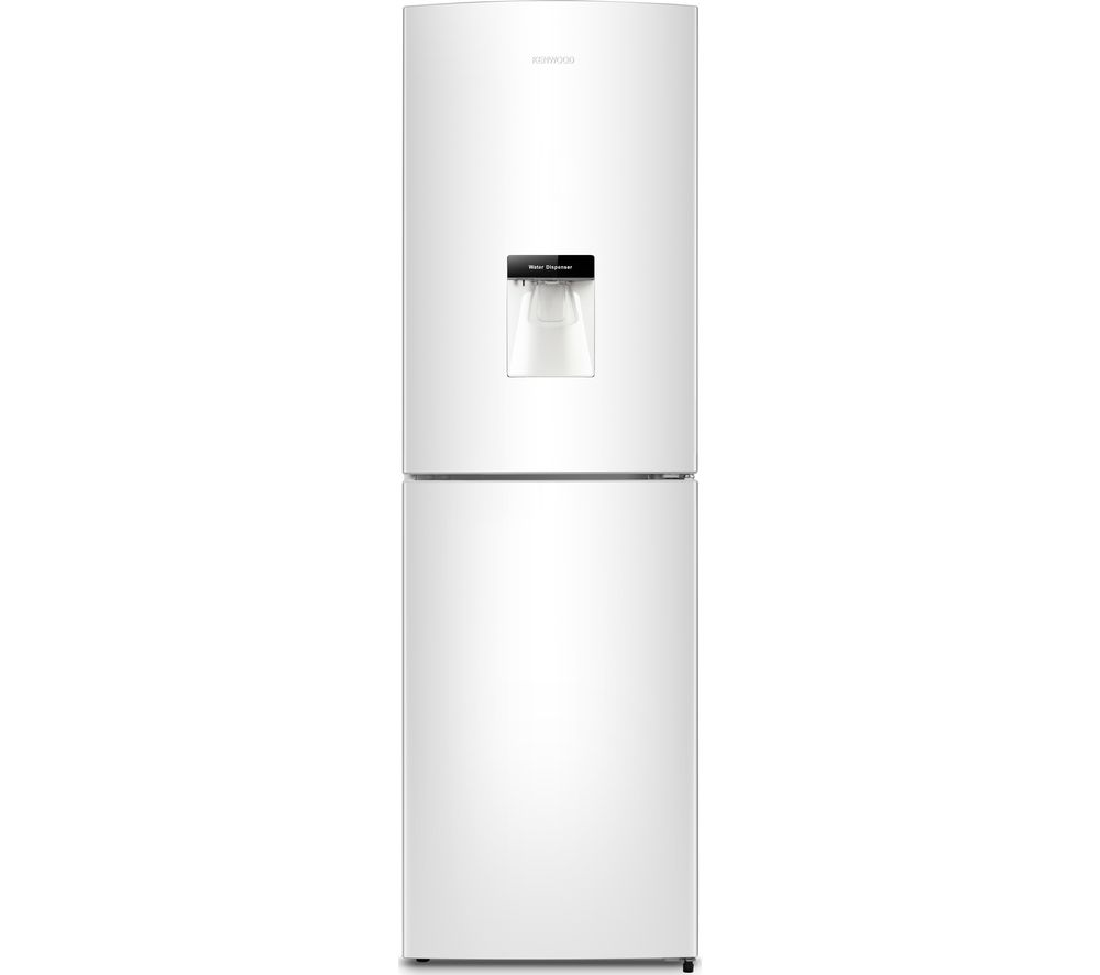 KENWOOD KNFD55W17 50/50 Fridge Freezer - White