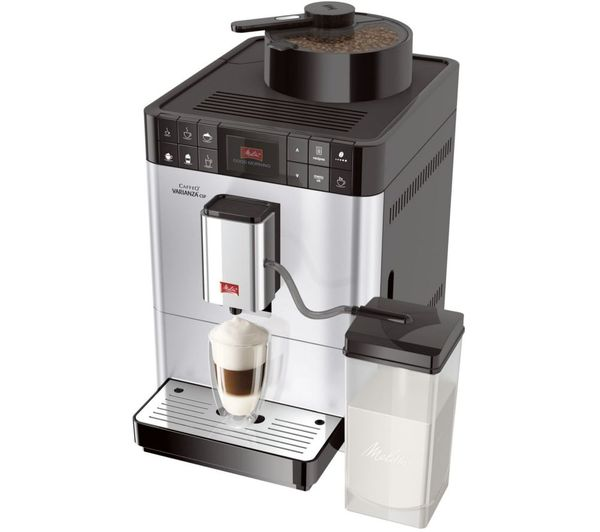 buy melitta caffeo varianza csp f57 0 101 bean to cup coffee machine silver free delivery. Black Bedroom Furniture Sets. Home Design Ideas