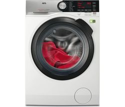 AEG Softwater 9000 L9FSC969R 9 kg 1600 Spin Washing Machine - White