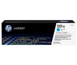 HP 201A Cyan Toner Cartridge