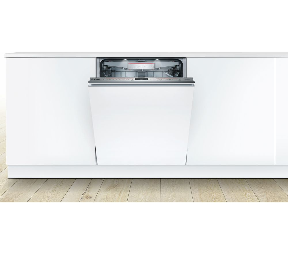 NEFF S517T80D1G Full-size Integrated Dishwasher