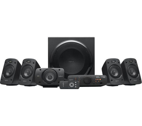 Logitech Z-906 5.1-Ch.Computer Speakers