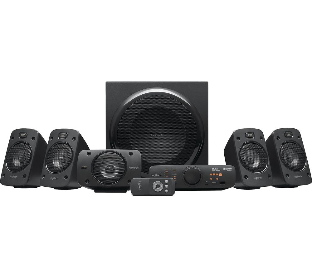 LOGITECH Z906 5.1 PC Speakers