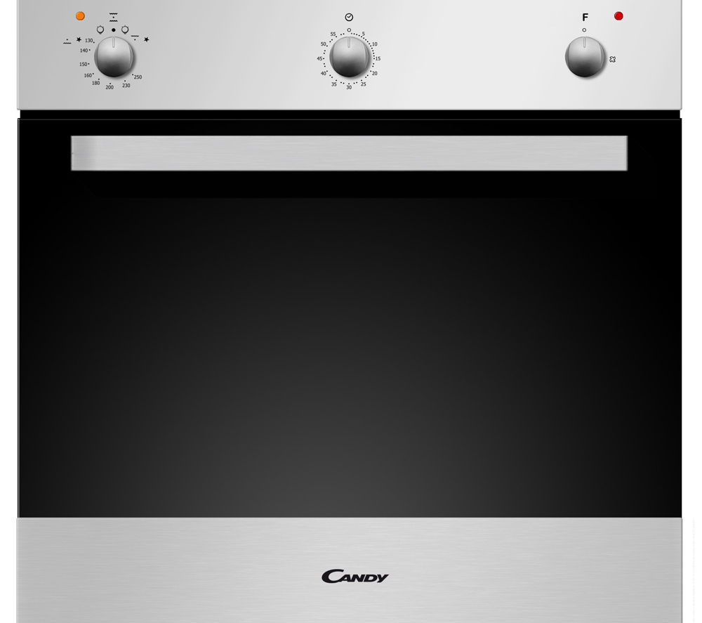 Image of CANDY OVG505/3X Gas Oven - Stainless Steel, Stainless Steel
