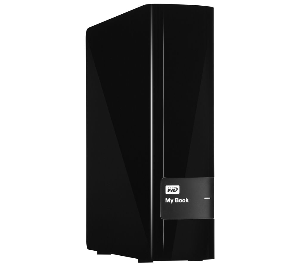 WD My Book External Hard Drive - 2 TB, Black