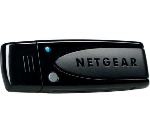 N600 wireless dual band usb adapter wnda3100
