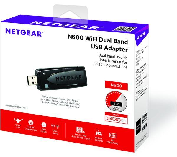 Wireless N Dual Band Wnda3100 Driver Download