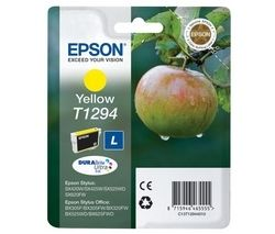 EPSON Apple T1294 Yellow Ink Cartridge