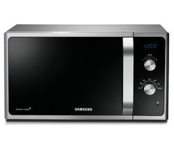 SAMSUNG MS23F301EAS Solo Microwave - Silver