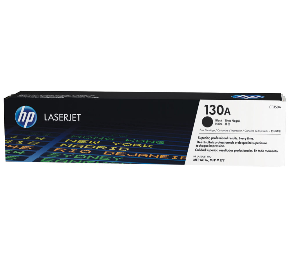 HP Original 130A Black Toner Cartridge