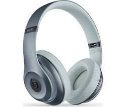 BEATS BY DR DRE Studio 2.0 Wireless Bluetooth Noise-Cancelling Headphones - Metallic Sky