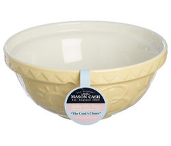 MASON CASH Bake My Day 29 cm Mixing Bowl - Yellow