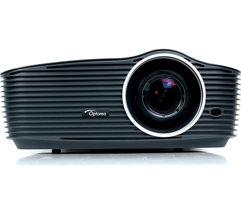 OPTOMA HD151X Long Throw Full HD Home Cinema Projector