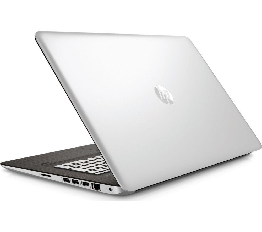 hp envy 17 n062na 17 3 laptop silver. Black Bedroom Furniture Sets. Home Design Ideas