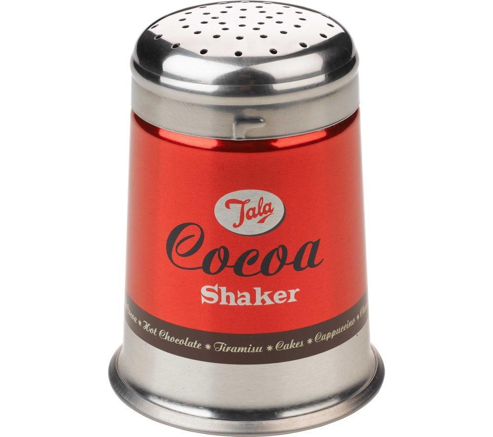 TALA Originals Cocoa Shaker - Red