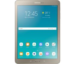 "SAMSUNG Galaxy Tab S2 9.7"" Tablet - 32 GB, Gold"