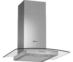 NEFF D86GR22N0B Chimney Cooker Hood - Stainless Steel