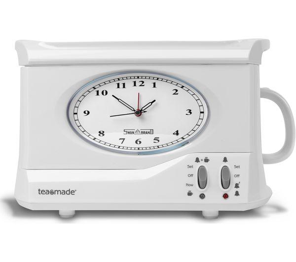 Black Kitchen Clock Argos: SWAN STM201N Vintage Teasmade