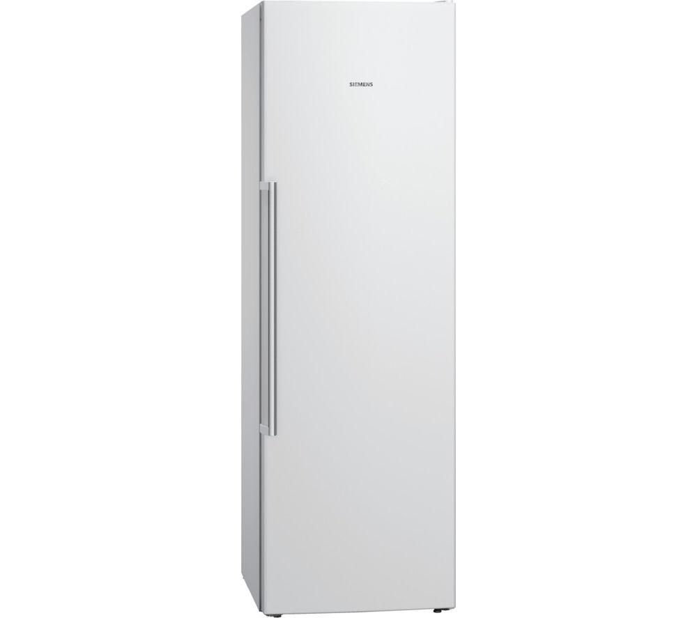 SIEMENS GS36NAW31G Tall Freezer - White
