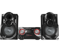 PANASONIC SC-AKX400EBK Wireless Megasound Hi-Fi System - Black