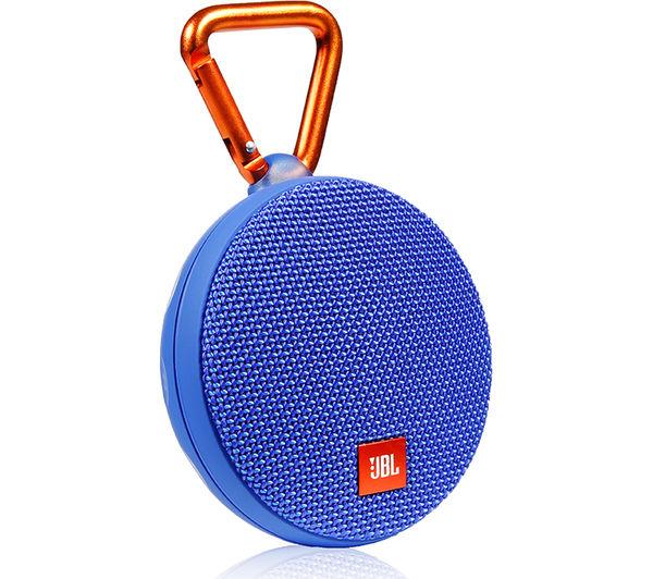 Buy Jbl Clip 2 Portable Bluetooth Wireless Speaker Blue