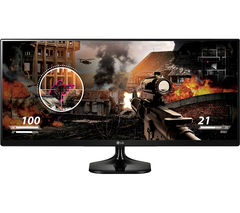 "LG 25UM58 Full HD 25"" IPS LED Monitor"