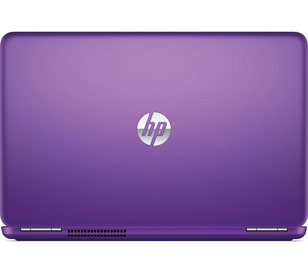 "Image of HP Pavilion 15-au070sa 15.6"" Laptop - Purple"