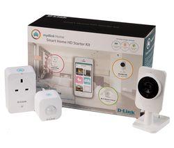 D-LINK mydlink Home SMART Home HD Starter Kit