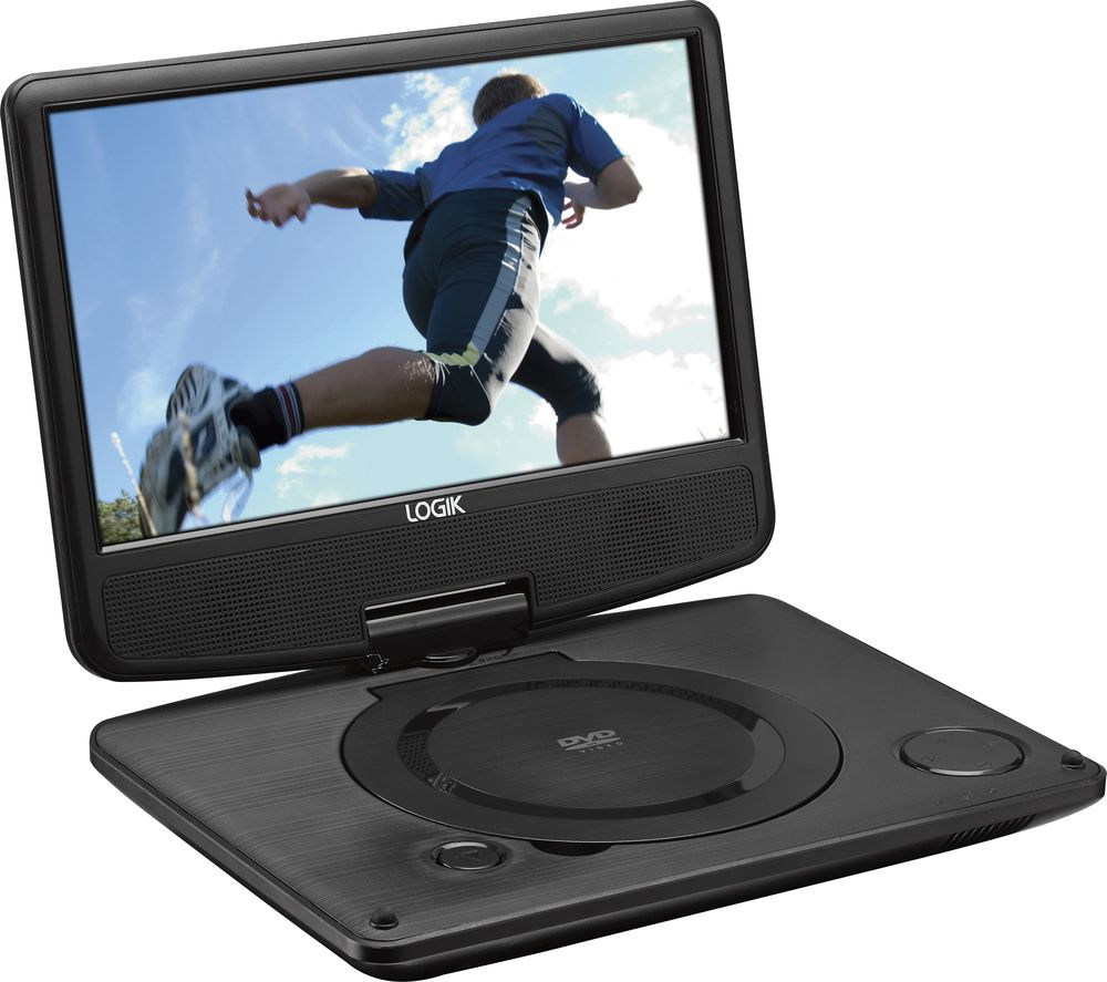 Click to view more of LOGIK  L9SPDVD16 Portable DVD Player - Black, Black