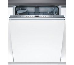 BOSCH SMV53M10GB Full-size Integrated Dishwasher