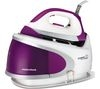 MORPHY RICHARDS Power Steam Elite 330018 Steam Generator Iron - Plum & White