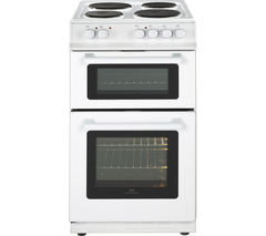 NEW WORLD BW 50EDO 50 cm Electric Cooker - White