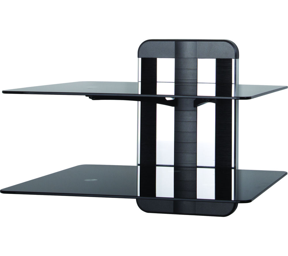AVF Anywall ZMS1200 Shelves - Black